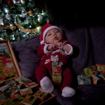 Nathan lutin de Noël
