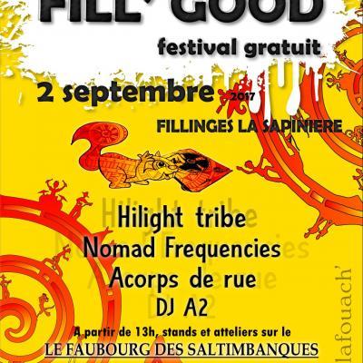 Fill' Good festival 2017